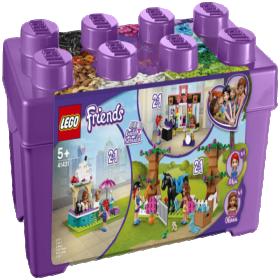 LEGO FRIENDS 41431 BUILD & REBUILD