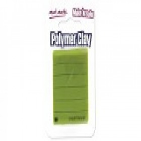 MONT MARTE  Make n Bake Polymer Clay - Chartreuse
