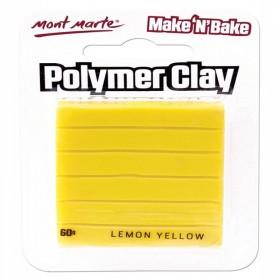 MONT MARTE  Make n Bake Polymer Clay - Sunflower