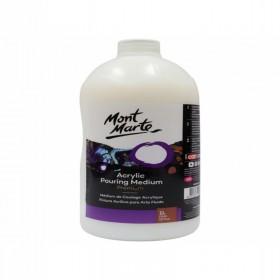 MONT MARTE Acrylic Pouring Medium 1Litre