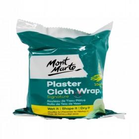 MONT MARTE Plaster Cloth Wrap 10cm x 4.5m