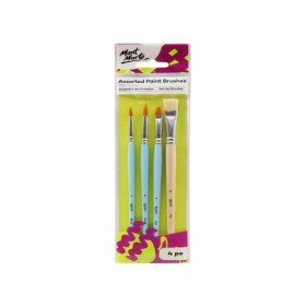 MONT MARTE Brush Set 4pc