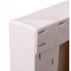 MONT MARTE Canvas Pine Frame DT 20.3x25.4cm