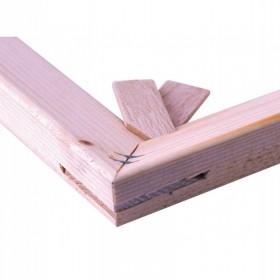 MONT MARTE Canvas Pine Frame DT 60.9x76.2cm