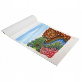 MONT MARTE Canvas Pad 10 Sheet A3