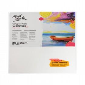 MONT MARTE Studio Canvas Pine Frame S.T. 20x25cm