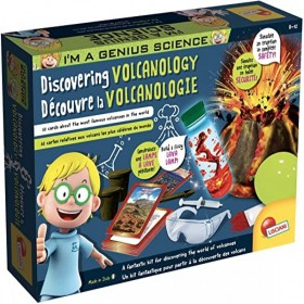 DISCOVERING VOLCANOLOGY 8-12