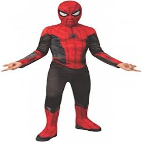 MARVEL SPIDER-MAN COSTUME LARGE
