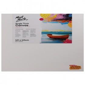 MONT MARTE Studio Canvas Pine Frame S.T. 40x40cm