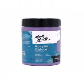 MONT MARTE Studio Acrylic Paint 300ml - Light Purple
