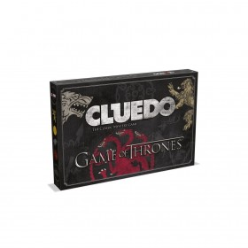 CLUEDO GAME OF THRONES CLASSIC MYSTERY G