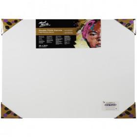 MONT MARTE Canvas Pine Frame DT 60.9x60.9cm