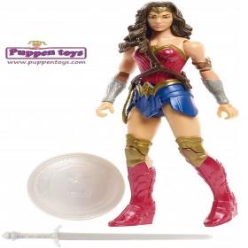 DC JUSTICE LEAGUE WONDER WOMAN FIGURE 6