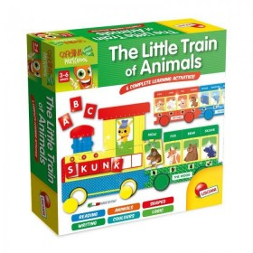 THE LITTLE TRAIN OF ANIMALS