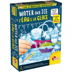 WATER AND ICE 7-12