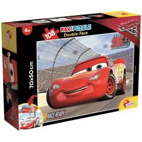 DISNEY CARS MAXI PUZZLE DOUBLE FACE 108