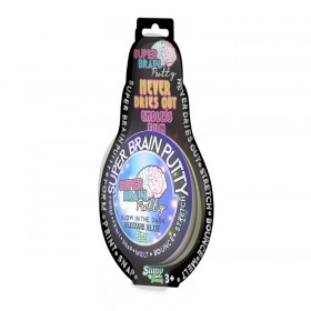 SLIMY SUPER BRAIN PUTTY ASSORTED COLOR