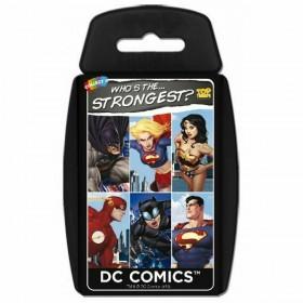 TOP TRUMPS WHOS THE STRONGEST DC COMICS