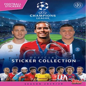 CL STICKER COLLECTION 19/20