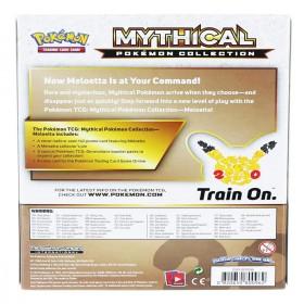 Pokemon TCG: Mythical Pokemon Meloetta