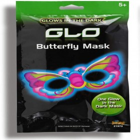 GLO BUTTERFLY MASK 5 +