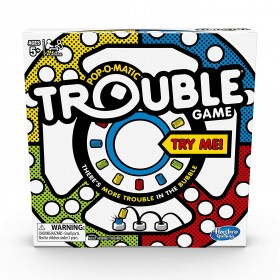 Trouble Game: Toys & Games