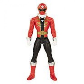 Power Rangers Super Megaforce 31 inch Figure - Red Ranger: Toys & Games
