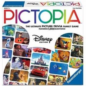 Pictopia-Family Trivia Game: Disney Edition: Toys & Games
