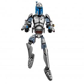LEGO Star Wars 75107 Jango Fett Building Kit: Toys & Games
