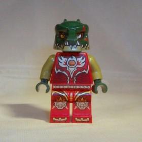 LEGO Chima Fire Lion Building