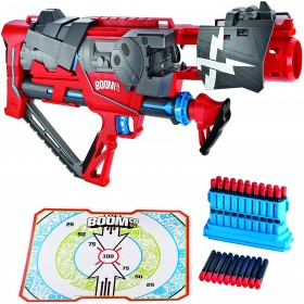 BOOMco. Rapid Madness Blaster: Toys & Games