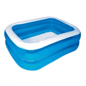 BESTWAY DELUXE BLUE RECT FAMILY POOL 3.5