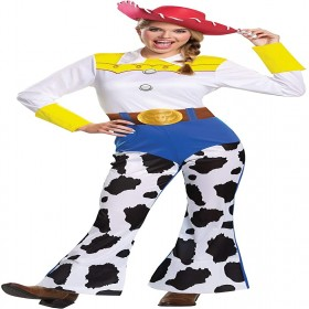 TOY STORY JESSIE LARGE COSTUME