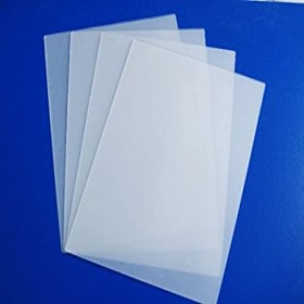 A4 LAMINATING POUCH FILMS 100 SHEETS