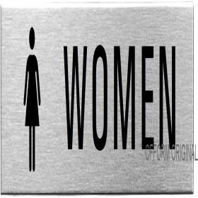 "SIGNS "" WOMEN "" 160 X 40 MM"