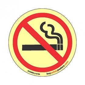 """FOLIO PICTO """"NO SMOKING"""" 135 / 90 MM"""