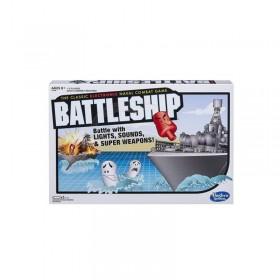 BATTLESHIP ELECTRONIC 1-2 PLAYERS