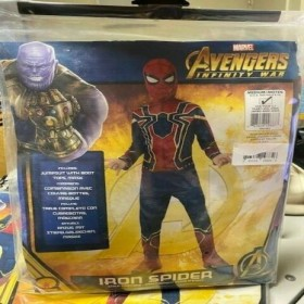 IRON SPIDER CHILD COSTUME SMALL