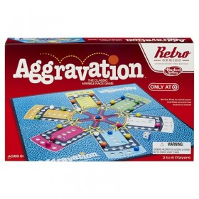 AGGRAVATION THE CLASSIC MARBLE RACE GAME