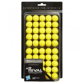 NERF RIVAL 50 X HIGH IMPACT ROUNDS