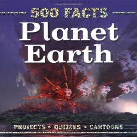 500 Facts Planet Earth - Paperback