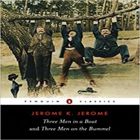 Three Men in a Boat: and Three Men on the Bummel - Paperback