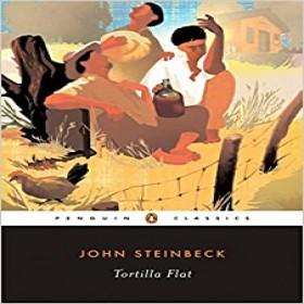 Tortilla Flat - Paperback