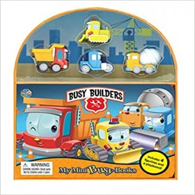 BUSY BUILDERS: MY MINI BUSY BOOKS