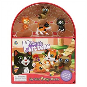 ADORABLE KITTENS :MY MINI BUSY BOOKS