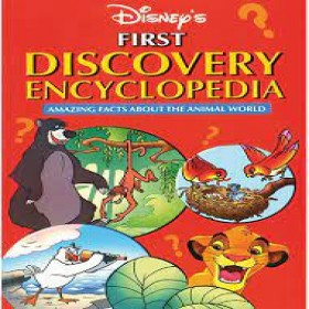 DISNEY FIRST DISCOVERY ENCYCLOPEDIA