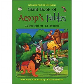 GIANT BOOK OF AESOP`S FABLES
