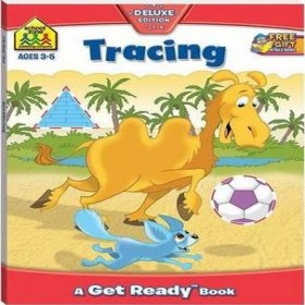 TRACING: A GET READY BOOK