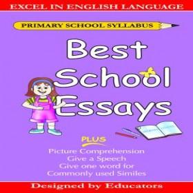 BEST SCHOOL ESSAYS PRIMARY SCHOOL SYLLAB
