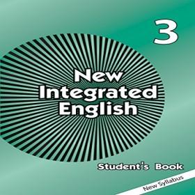 ENGLISH WORK BK 3-NEW INTEGRATED